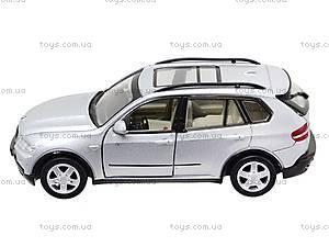 Инерционная металлическая машина BMW X5, 25005A, цена