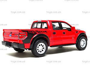 Инерционная модель Ford F-150 SVT Raptor Supercrew, KT5365WF, купить