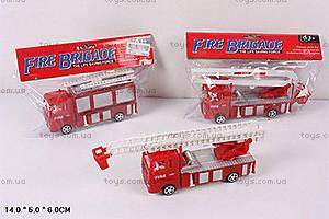 Инерционная пожарная машина с лестницей, 3282-1