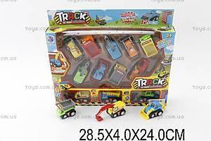 Инерционная стройтехника в коробке, 3988-12