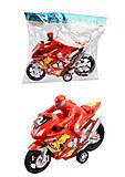 Инерционная игрушка «Мотоциклист», HR678HR678-1