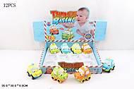 Инерционная игрушка «Транспорт», DY00-6, фото