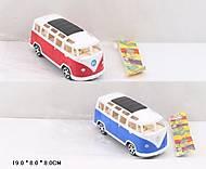 Инерционные автобус ретро «Volkswagen», 678-2123