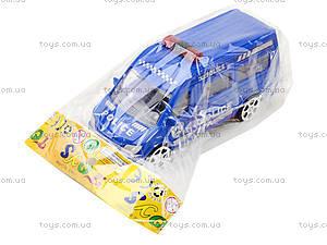 Инерционный автобус «Аварийная служба», A01-04, отзывы