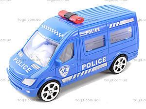 Инерционный автобус «Аварийная служба», A01-04, магазин игрушек