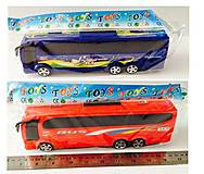 Инерционный автобус Bus, 1-1818-1, отзывы