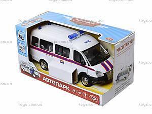 Инерционный автобус МЧС серии «Автопарк», 9689-D, отзывы
