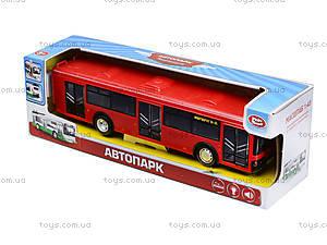 Инерционный автобус серии «Автопарк Маршрут», 9690-C, фото
