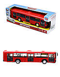 Инерционный автобус серии «Автопарк Маршрут», 9690-C, отзывы