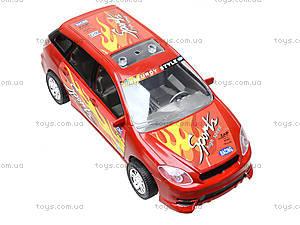 Инерционный автомобиль, для детей, 28018-4, фото