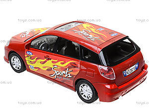 Инерционный автомобиль, для детей, 28018-4, игрушки