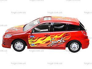 Инерционный автомобиль, для детей, 28018-4, детские игрушки