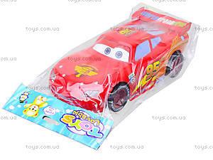 Инерционный автомобиль для детей «Тачки», 6777-35P, фото