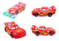 Инерционный автомобиль для детей «Тачки», 6777-35P, отзывы