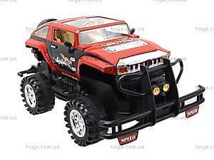 Инерционный джип Speed, 689-170, игрушка