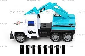 Инерционный грузовик , 6288G