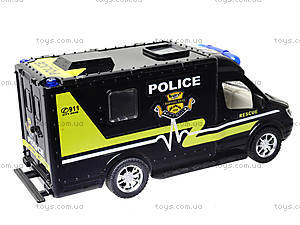 Инерционный грузовик «Спецслужбы», 11258, отзывы