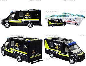 Инерционный грузовик «Спецслужбы», 11258