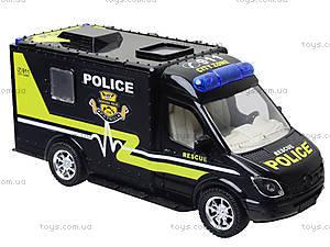 Инерционный грузовик «Спецслужбы», 11258, игрушки