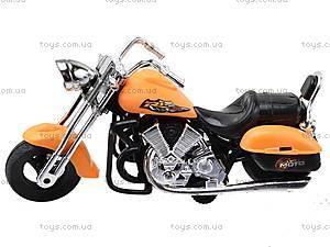 Инерционный мотоцикл для детей, 868, фото