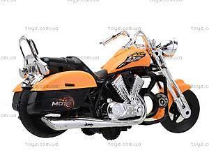 Инерционный мотоцикл для детей, 868, отзывы