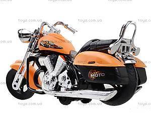 Инерционный мотоцикл для детей, 868, игрушки