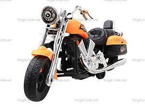 Инерционный мотоцикл для детей, 868, детские игрушки