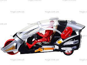 Инерционный мотоцикл для детей Spiderman, 894-1, цена