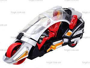 Инерционный мотоцикл для детей Spiderman, 894-1, игрушки