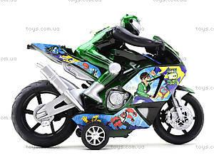 Инерционный музыкальный мотоцикл, HR678-2HR678, фото