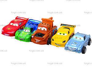 Инерционный набор машин «Тачки», 399-3A4, цена