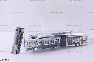 Инерционный пассажирский автобус, 899-66
