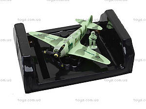 Инерционный самолет со световыми эффектами, 529-01, цена