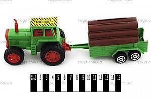 Инерционный трактор, 855А- В