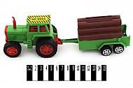 Инерционный трактор, 855А- В, отзывы