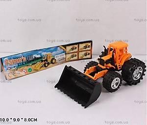 Инерционный  трактор, 1030