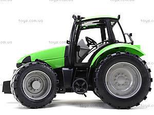Инерционный трактор, для детей «Фермер», 1089B, купить