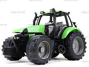 Инерционный трактор, для детей «Фермер», 1089B, цена