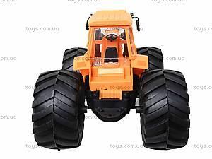 Инерционный трактор для детей «Фермер», 4910B, купить
