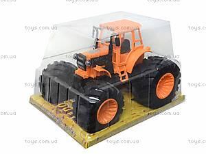 Инерционный трактор для детей «Фермер», 4910B, отзывы