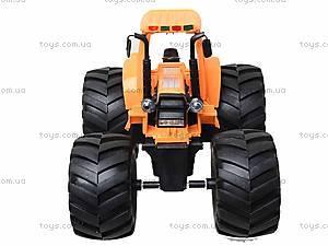 Инерционный трактор для детей «Фермер», 4910B, цена