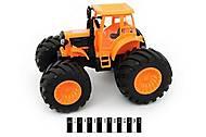 Инерционный трактор «Фермер», 10В