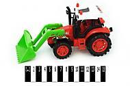 Инерционный трактор  «Фермер», 2009-65, купить