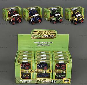 Инерционный трактор, разные модели, 77043