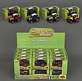 Инерционный трактор, разные модели, 77043, отзывы