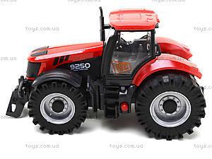 Инерционный трактор со звуковыми и световыми эффектами, MK1015S, купить
