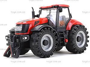 Инерционный трактор со звуковыми и световыми эффектами, MK1015S, цена