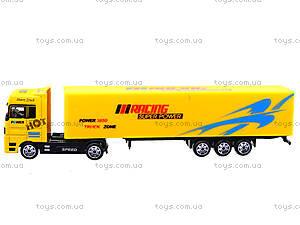 Инерционный трейлер металлический, TY700, цена