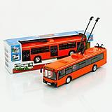 Инерционный троллейбус, 9690B, фото