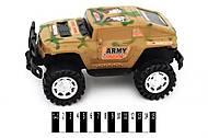 Инерционный военный джип, DS474-2, купить